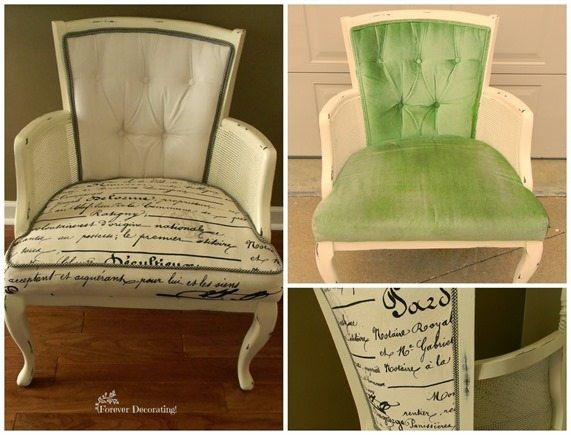 painted-fabric-upholstered-chair