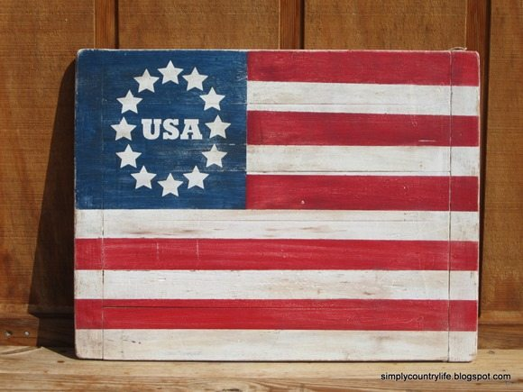 repurposed-cutting-board-us-flag