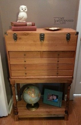 wooden-tool-chest-repurposed