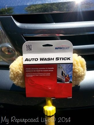 Auto Wash Stick Review