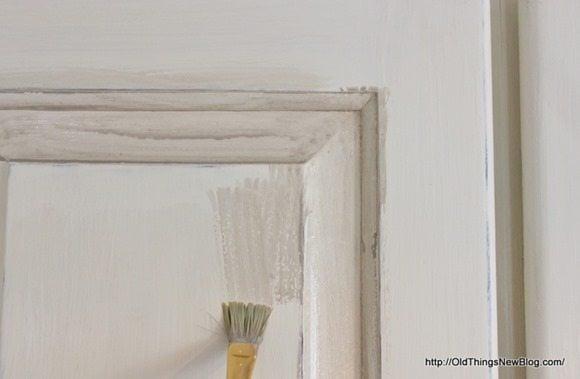 chalk-paint-wax-kitchen-cabinets