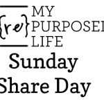 Sunday Share Day 85