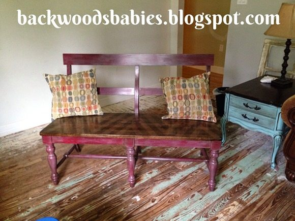 old-bench-makeover