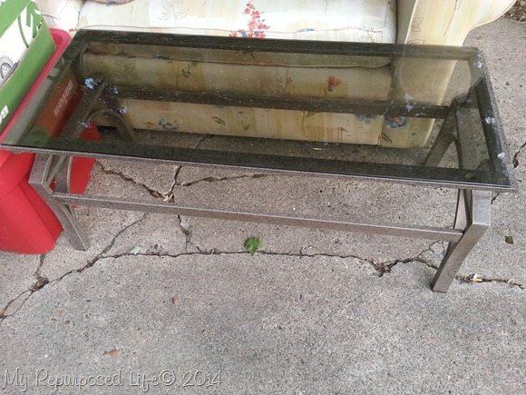 old-metal-table