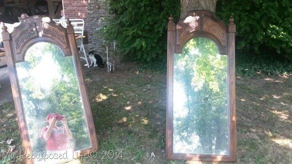 wooden-dresser-mirrors