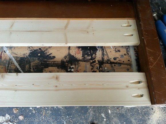 adding-braces-headboard-chalkboard