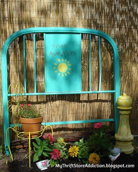 metal-flower-garden-bed