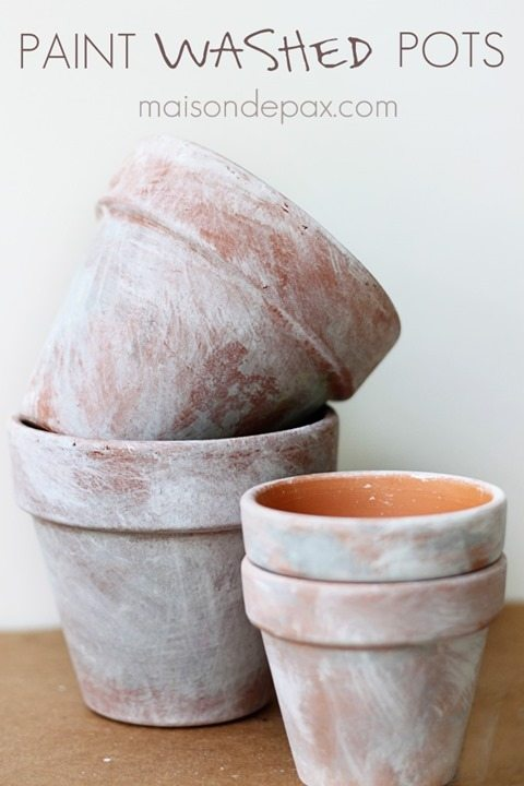 paint-washed-terra-cotta-clay-pots
