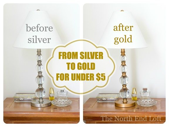 silver-lamp-makeover-gold