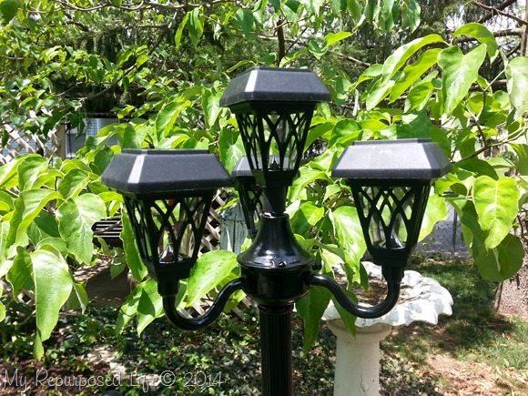 Epic solar lights vintage lamp