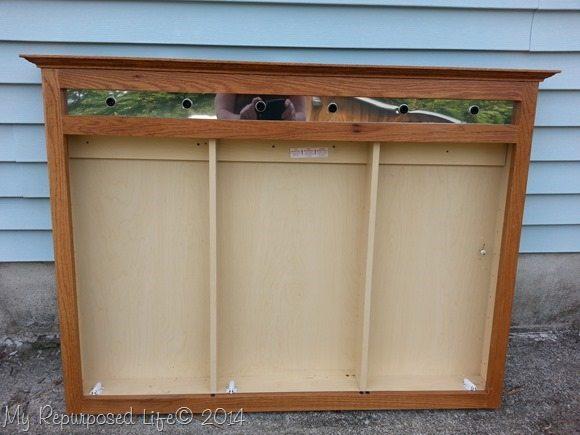 Ordinaire Yard Sale Leftover Medicine Cabinet