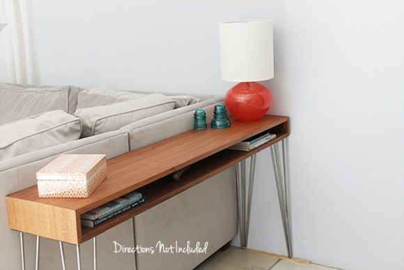 DIY-MidCentury-Console-Table