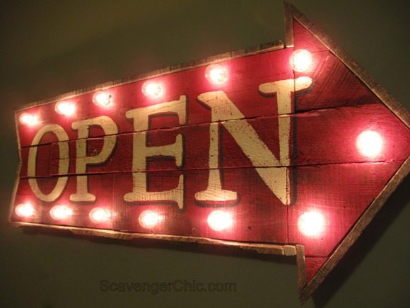 diy-marquee-open-sign