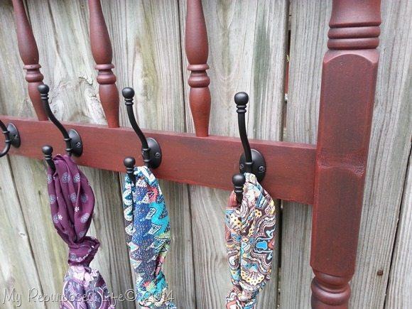 repurposed-bed-coat-rack