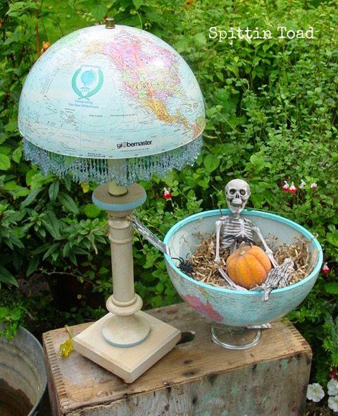 repurposed-globe-lamp-pedestal-bowl