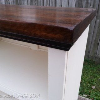 Chest of Drawers Bookshelf