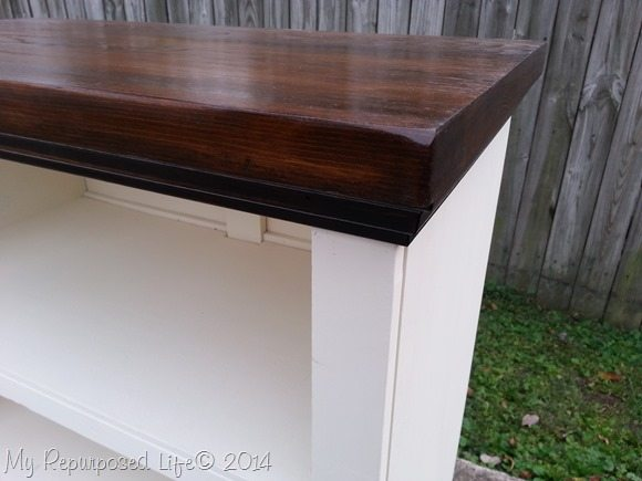 chest of drawers bookshelf my repurposed life