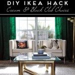 DIY-Ikea-Hack-Cream-Black-Club-Chairs-paracord-welting