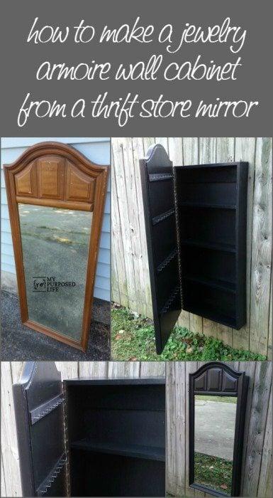 MyRepurposedLife-mirror-jewelry-armoire-repurposed-dresser-mirror-2