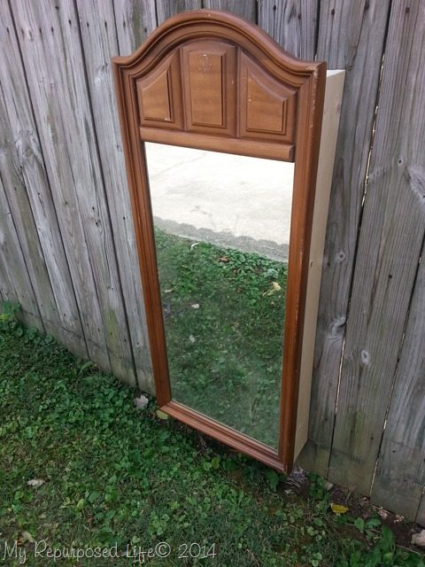 Jewelry Armoire Dresser Mirror
