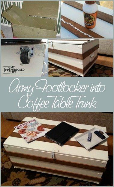 MyRepurposedLife-army-locker-coffee-table-trunk