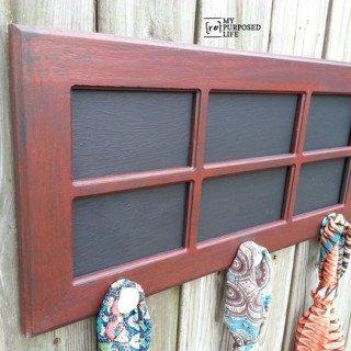 Cabinet Door Coat Rack