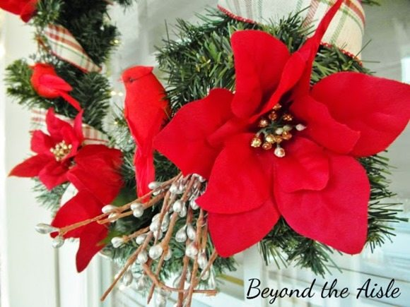 diy-cardinal-Christmas-wreath