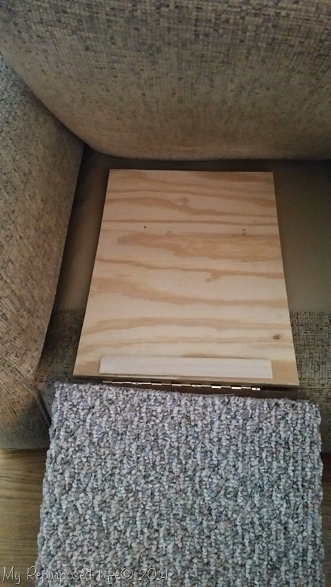 Diy Indoor Pet Ramp My Repurposed Life 174
