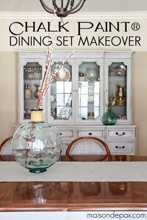 Dining-Set-Makeover