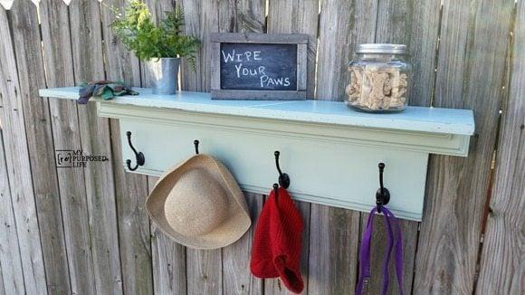 MyRepurposedLife-mudroom-shelf-coat-rack