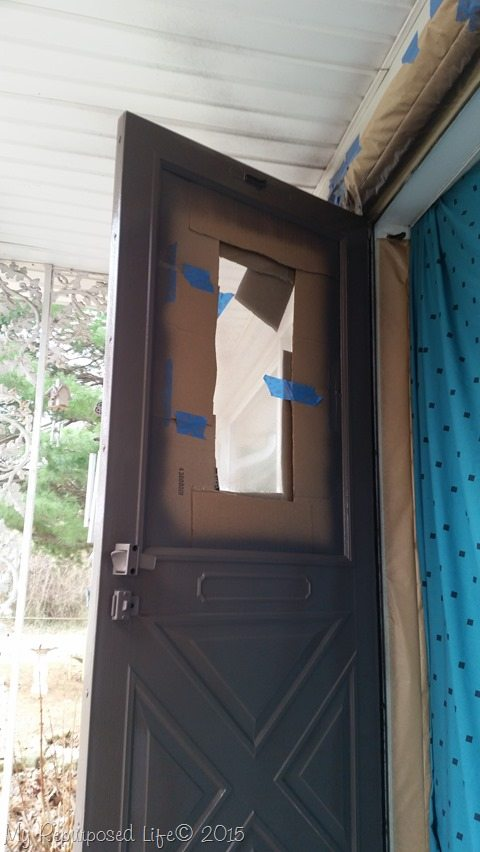 Finish Max Paint Sprayer Storm Door My Repurposed Life
