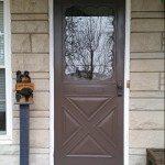 Finish Max Paint Sprayer Storm Door