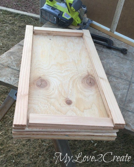 cabinet door cuts
