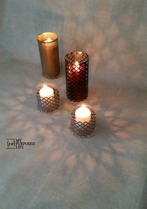 My-Repurposed-Life-sheet-metal-candle-holders
