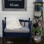 MyRepurposedLife-blue-headboard-bench-with-storage-drawer.jpg