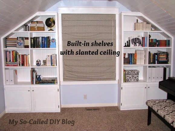 built-in-shelves