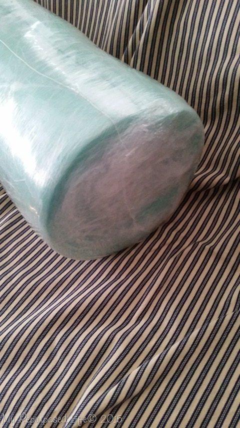 foam-cushion-blue-ticking