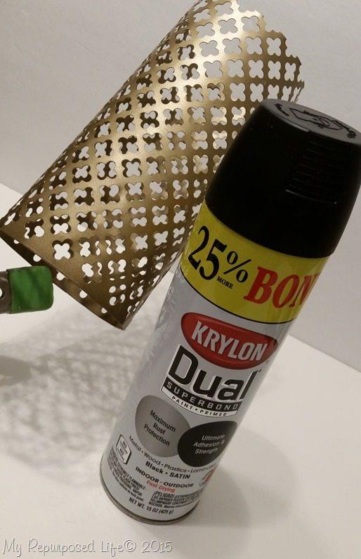 krylon-spray-paint-sheet-metal-candle-cover