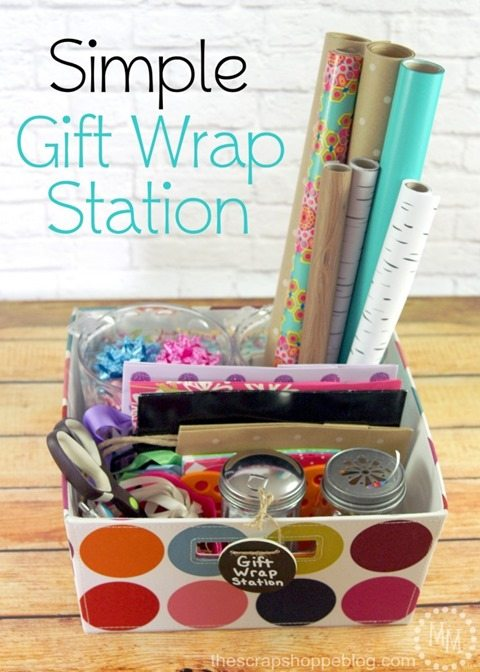 simple-gift-wrap-station