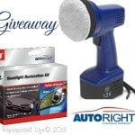 Headlight Restoration Kit Giveaway