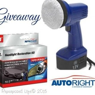Headlight Restoration Kit Giveaway