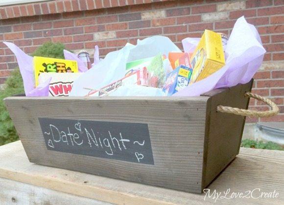 MyLove2Create, date night crate