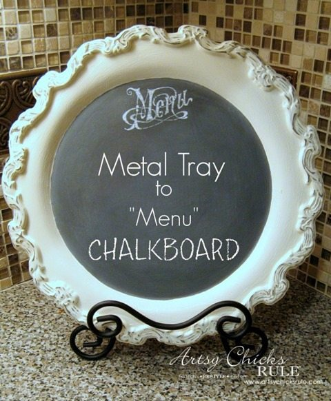 old-metal-tray-repurposed-chalkboard