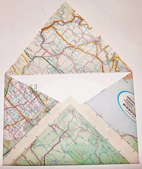 repurposed-maps-envelopes