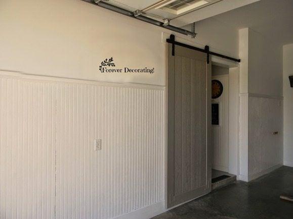 barn-door-in-garage