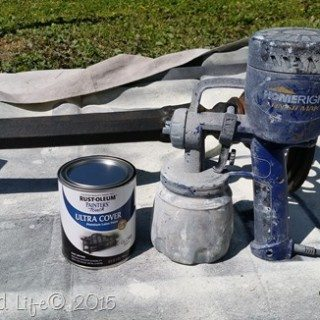 Finish Max Painting Outdoor Projects
