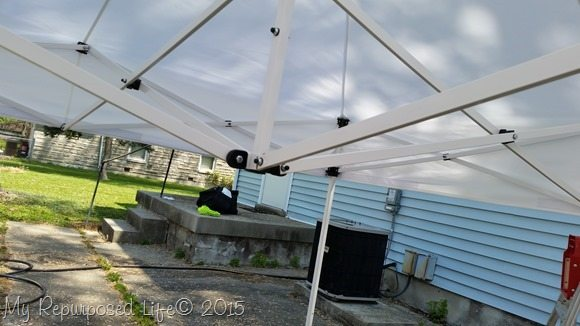 how-to-put-up-craft-show-tent