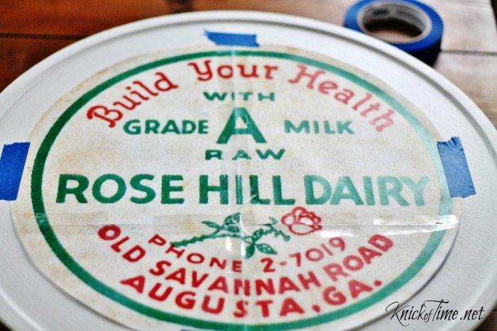 milk cap image