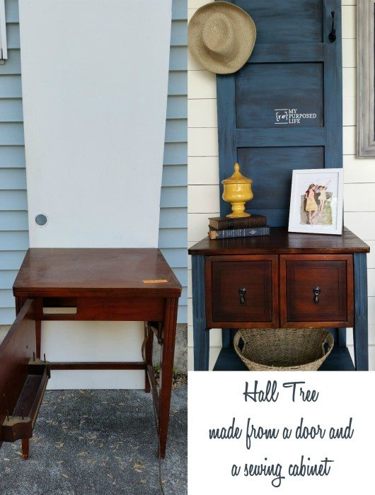 Old Door : Project Ideas for Repurposed Doors - My Repurposed Life®