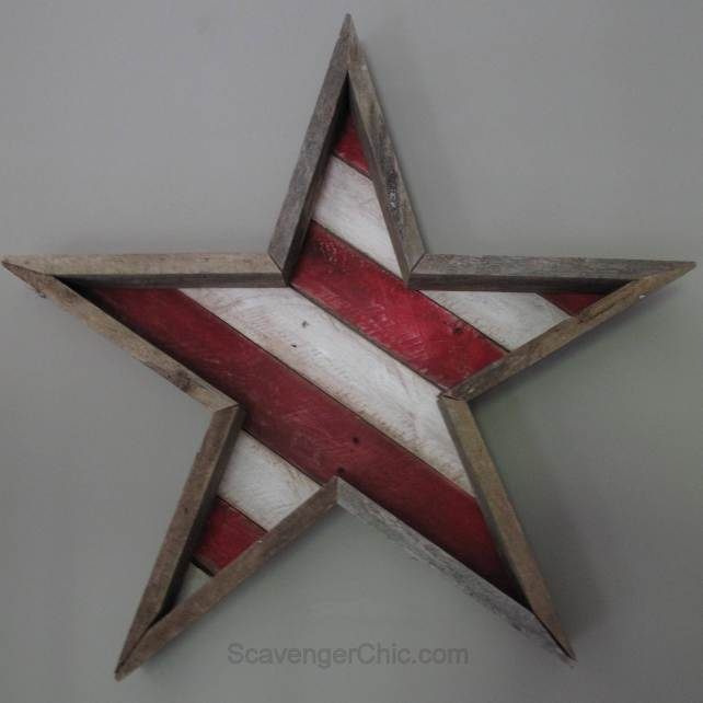 reclaimed-wood-star-red-white-blue
